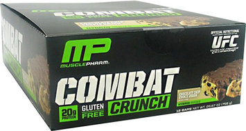 MusclePharm Combat Crunch Bars - 1 Bar Chocolate Coconut