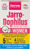 Jarro-Dophilus for Women 5 Billion Jarrow Formulas 30 Caps