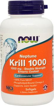 Neptune Krill Oil 1,000 mg Now Foods 120 Softgel