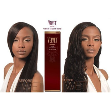 VELVET Virgin Indian Remy Hair Wvg 12
