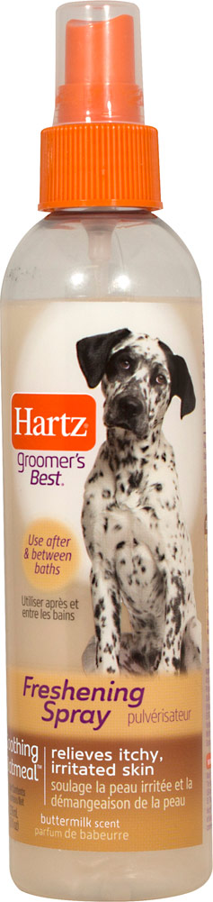 Hartz Soothing Oatmeal Groomer's Best Freshening Spray For Dogs