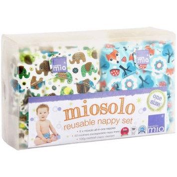 Bambino Mio Miosolo Nappy Kit in Unisex