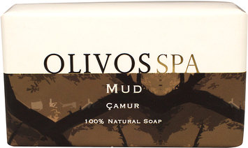 Naturally by Kingsley Mud Olive Oil Soap-8 oz Bar