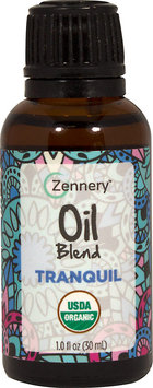 Certified Organic Tranquil Essential Oil Blend (1 oz) by Zennery
