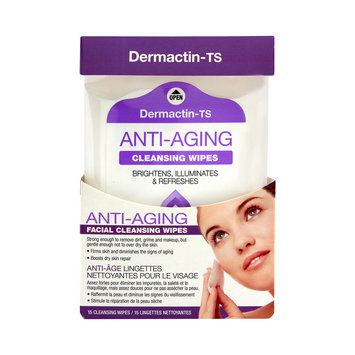 Dermactin - Ts Dermactin-TS Anti-Aging Facial Wipes