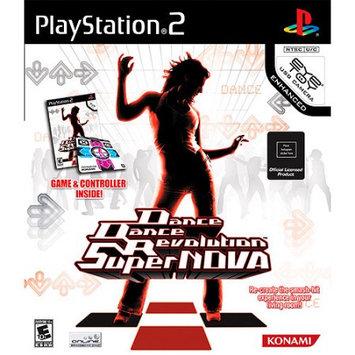 Konami Digital Entertainment Dance Dance Revolution: DDR Supernova (includes Dance Pad/Mat)