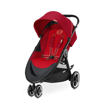 Cybex Agis M-Air3 Stroller - Hot and Spicy