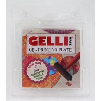 Gelli Arts 4 in. Printing Plate - Pack of 20