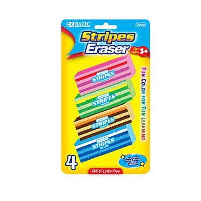 Bazic 2226-72 Fashion Eraser - Pack of 72
