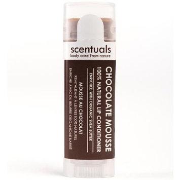 Scentuals 100% Natural Lip Conditioner 5g - Chocolate Mousse
