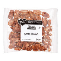 Valued Naturals Butter Toffee Pecans, 6 Oz
