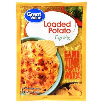 Great Value Dip Mix, Loaded Potato