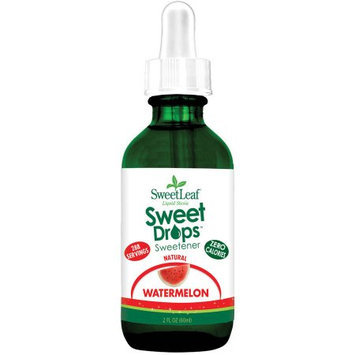 SweetLeaf Sweet Drops Watermelon Sweetener, 2 fl oz