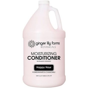 Ginger Lily Farm's Botanicals Moisturizing Conditioner, Happy Hour, 128 Ounce [Happy Hour]