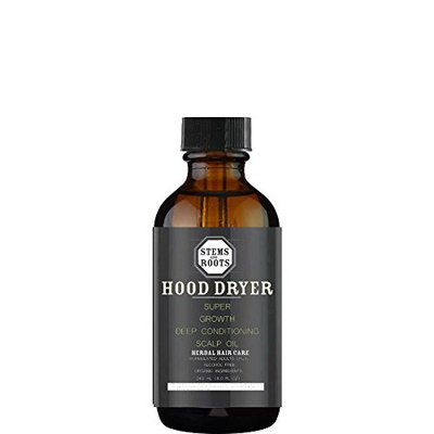 Hood Dryer Scalp Conditioning Hair Growth Oil