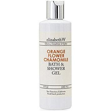 elizabethW Orange Flower and Chamomile Bath and Shower Gel