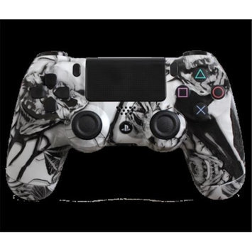 Evil Controllers 4iWNC White Nightmare Custom PlayStation 4 Controller