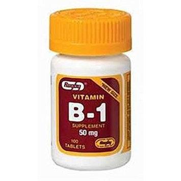 VITAMIN B-1 TB 50MG 100 Ct (3 Pack)