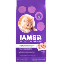 Mars Petcare IAMS PROACTIVE HEALTH Kitten Dry Cat Food, 7 Pounds