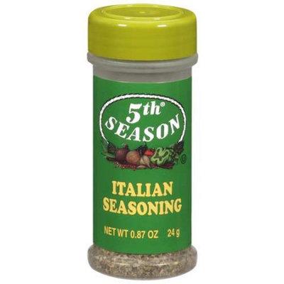 5th Season: Italian Seasoning, .87 oz
