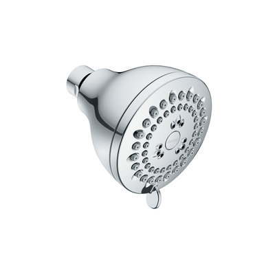 Moen 23026 2.5 GPM Multi-Function Shower Head from the Adler Collection