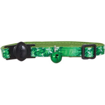 PDQ Adjustable Fashion Cat Collar 3/8in W x 8in to 12in L (0320441)