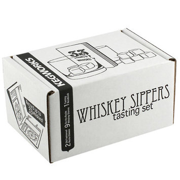 Whiskey Drinkers Boxed Set - 4 Pieces