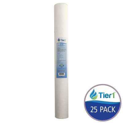 P5-20 Tier1 Whole House Sediment Water Filter (25-Pack)
