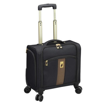 London Fog Langley 15-in. Wheeled Underseater Carry-on Luggage