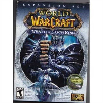 Blizzard Entertainment World of Warcraft Wrath of the Lich King Expansion Set