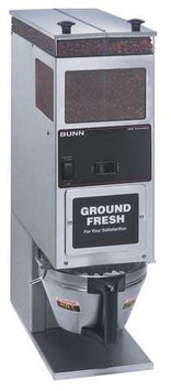 BUNN G92T Portion Control Coffee Grinder,H 27