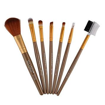Makeup Brush,SMTSMT 2017 7pcs Super Soft Makeup Cosmetic Brushes Eyeshadow Eye Shadow Foundation Blending Brush (G