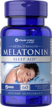 Vitamin World Melatonin 5mg