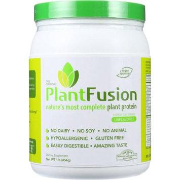 Plantfusion Protein Powder Unflavored, 1 LB