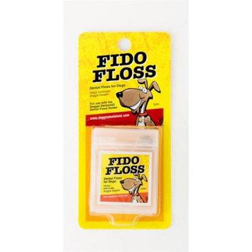 Doggie DentalAID 100-01 Single Pack Fido Floss