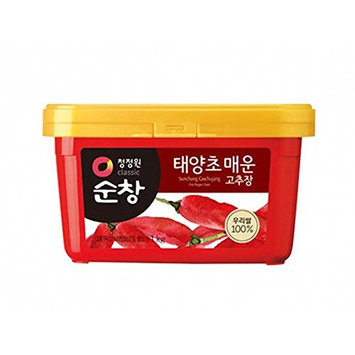 CJO Red Hot Pepper Paste (Extra Spicy) 2.2 Lbs.