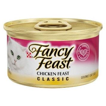 Purina® Fancy Feast Classic Chicken Feast Wet Cat Food - 3oz can