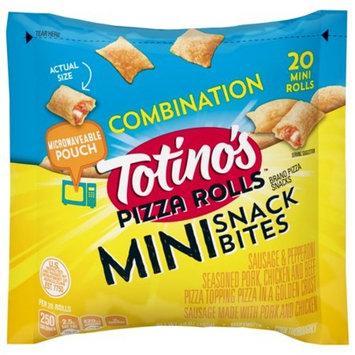 Totino's Pizza Rolls Mini, Combination, 20 Rolls, 3.6 oz Bag
