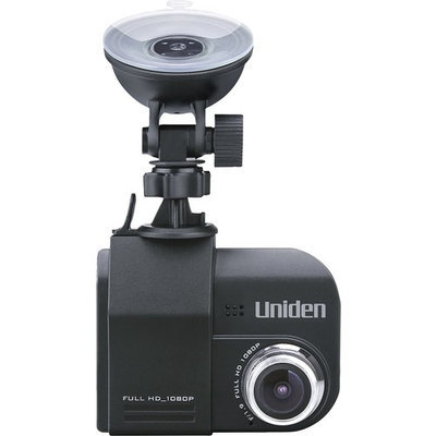 Uniden - DC4 Dash Camera - Black