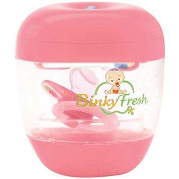 3b Global Binky Fresh UV Pacifier and Baby Bottle Sanitizer, Pink