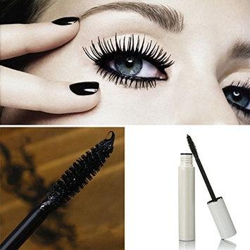 Mascara,False Lash Effect Mascara Waterproof Strengthens Lashes For A Longer Extreme Black Natural Thick Mascara