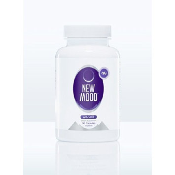 Onnit New Mood, Daily Stress Formula with 5-HTP, L-Tryptophan, and Vitamin B6, 90 Count
