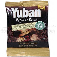Yuban Regular Ground Coffee, 2-Ounce Packages (Pack of 192)