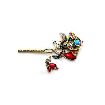 Handmade diamond classical tassels hairpin/hair accessories