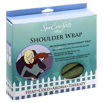 Dreamtime Inc. DreamTime Sea Green Microwavable Aromatherapy Shoulder Wrap