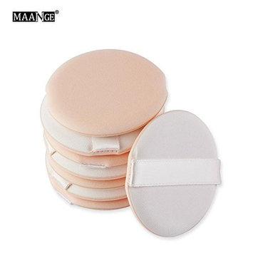 Binmer(TM) 8Pcs Makeup Foundation Sponge Blender Puff Powder Smooth Beauty Puff