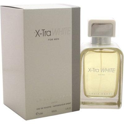 X-Tra White By Louis Varel 3.4 Oz Edt Spray For Men 3.4 Oz