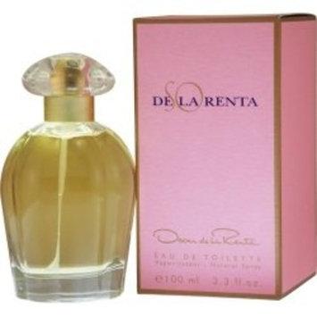 So De La Renta By Oscar De La Renta For Women Edt Spray 3.3 Oz