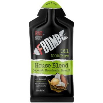 F Bomb Oil - HOUSE BLEND (10 Box) by FBomb at the Vitamin Shoppe