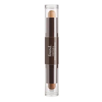 FOUND Contour & Highlighting Stick with Plum Seed oil, 430 Tan, 0.077 fl oz